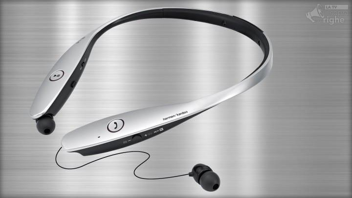 Auricolari stereo senza fili LG HBS-900 - Featured - sopralerighe.it