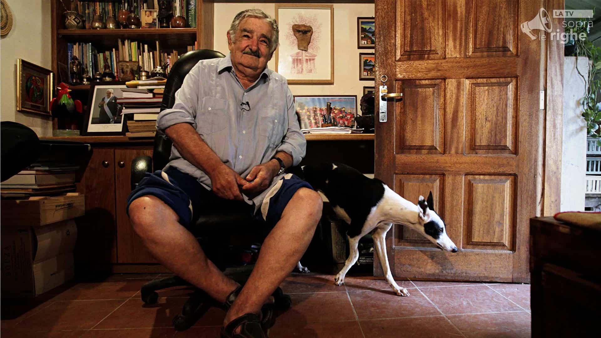 """La felicità al potere"": Massimo Sgroi narra José Mujica"