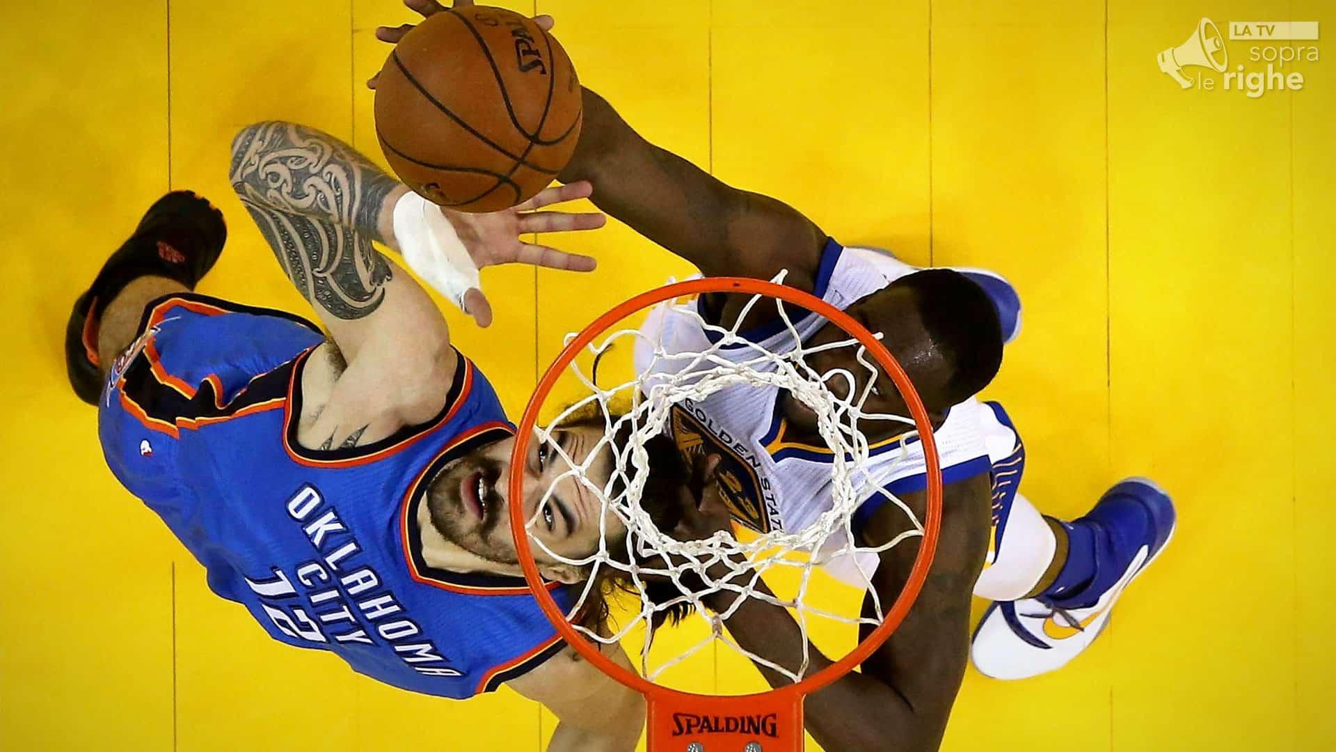 NBA FINALS, ancora Curry Vs Lebron
