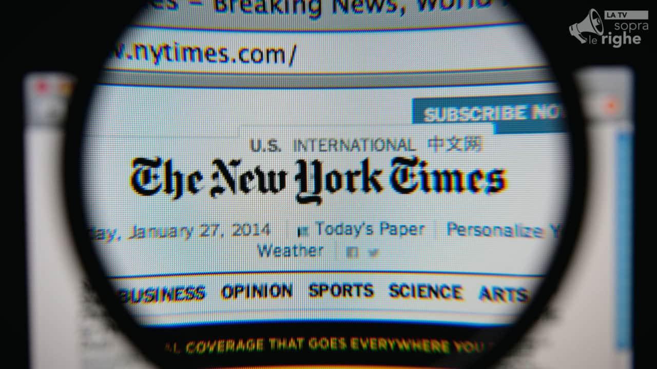 Gli endorsement del New York Times