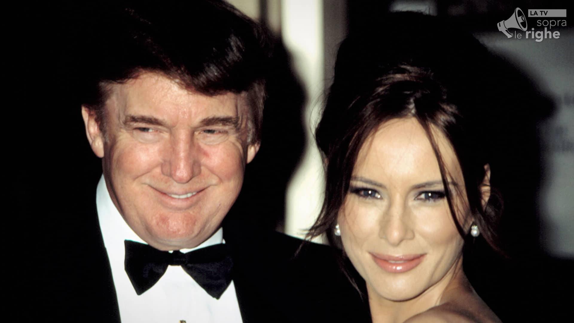 Donald Trump al cinema e in televisione