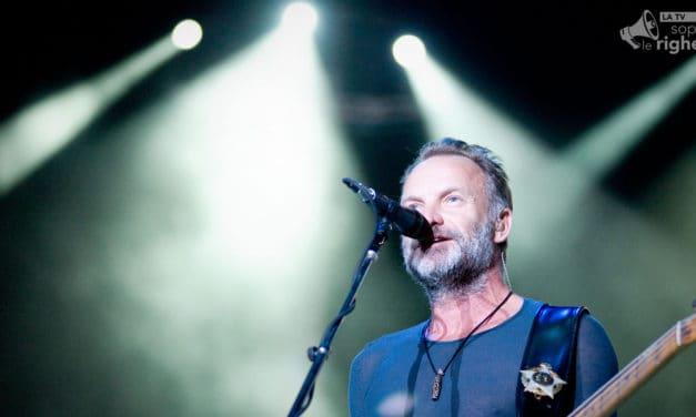 L'ultimo album di Sting: que viva il rock 'n' roll!
