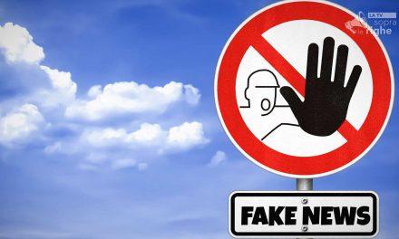 Fake News? Facebook dice stop!